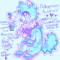 Husky Adopt ::AUCTION:: by star-sprout