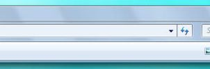 Windows 7 Aero StylerToolbar by chrizlu
