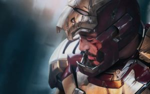 The Invincible Iron Man by BoyGTO