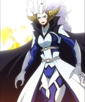 Fairy Tail 30 1080p Mirajane Satan Soul by DomesticAbuseIsFunny