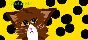 Spottedstar of SpottedClan by TheIndianaCrew