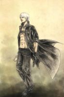Dante S. by Anixien