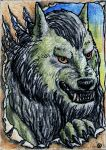 ACEO Wurger by ierf
