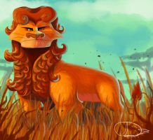 Mufasa by Gashu-Monsata