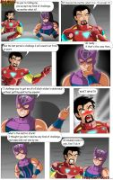 Avengers - Challenge Part 1 by bocodamondo