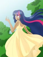 Twilight Love - Color by Shinta-Girl