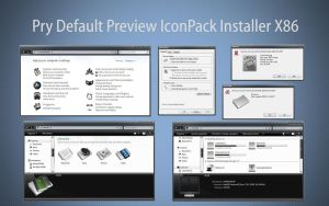 Pry iconPack Def Inst X86 by Mr-Ragnarok