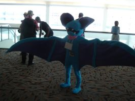 Otakon 2012 Zubat by Ho-ohLover