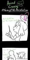 Animal Crossing New Leaf - comic 42 by TheJennyPill