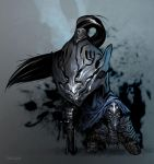 Dark Souls - Artorias the Abysswalker by LucianoC