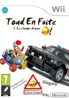 Toad en fuite 1 by Linebeck18