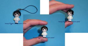 Japan cell phone charm by lysen