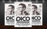 Club DJ Flyer PSD by MatteoGianfreda94