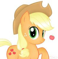 Applejack by steffy-beff
