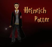 Heinrich Potter by HerHH-Idiot