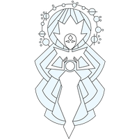 White Diamond Vector by Deja-Lu