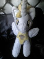 Derpy is best princess plushie! by ravenlady13