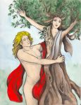 Apollo and Daphne by AnotherStranger-Me