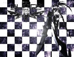 Black Rock Shooter the game IBRS by Noir-Black-Shooter