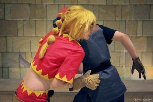 Chrono Cross - Grief by xHee-Heex
