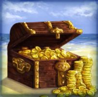 Treasure Chest by Maripon
