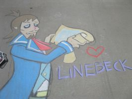 Linebeck updated by ChocolateChaos