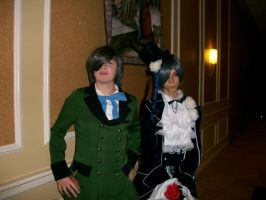Ciel and Ciel 1 by Cats-Eye-93