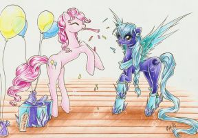 Happy Birthday Adoptaponyhadow by JigokuShii