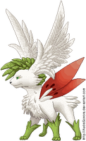 Shaymin by AudioSonora
