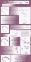 Semi-Realistic Mane Tutorial by Kayline09