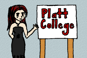 Platt College by ChibiMai