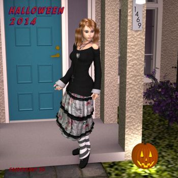 Halloween 2014 Preview by FastrinDelver