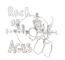 Archie MM title card doodle- 07 by the-Rose-of-Blue