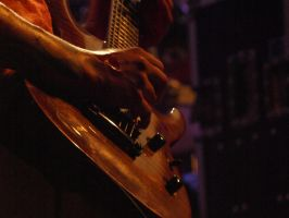 Guitar leader by trencapins