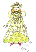 Ozma of OZ by DemonCartoonist
