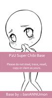 P2U Super Chibi Base Pack - Oh My by banANNUmon