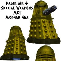 Dalek: Special Weapons Type I by Librarian-bot