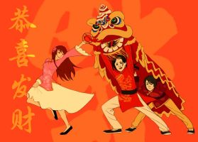 Happy Hetalia Chinese New Year by bluestraggler
