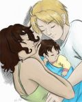 APH-a Happy Family by Carigwen