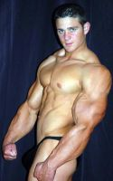 Bodybuilder 25 by Stonepiler