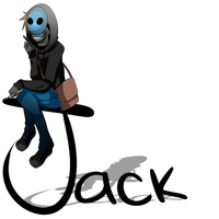 More Eyeless Jack Fanart! by DrBisou