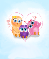 Owl love you by Camilla1989
