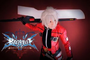 Ragna Cosplay 2 by Zettai-Cosplay