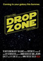 Dropzone 2012 flyer by Planetspectra