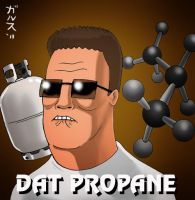 DAT PROPANE by GarthTheDestroyer