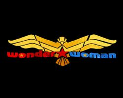 Wonder Woman TV Logo by GiorRoig