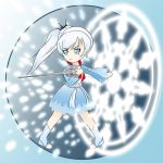 Chibi Weiss final by ALEXACEDEATH