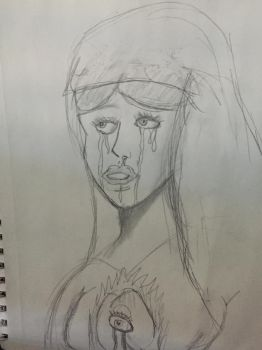 Weeping mary by ZolarKnight-M672