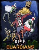 Rise of the Guardians by thedustud