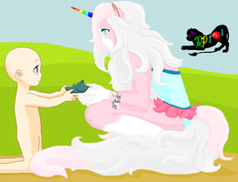 A Unicorns Gift ::OPEN COLLAB:: by random-person101